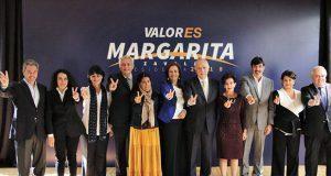 Margarita Zavala incluye a Myriam Arabián en su equipo de campaña