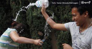 Multas de hasta $4,800 a poblanos que desperdicien agua en Sábado de Gloria