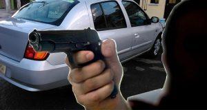 Auxilian a hombre que trasladaba a baleado en auto sobre la 11 Sur