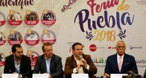 Carlos Rivera y Banda MS, entre los 13 artistas en palenque 2018