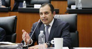 Exigen a Cordero dejar de usar presidencia del Senado contra Anaya