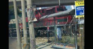 Desisten de robar tren en Xochimehuacan