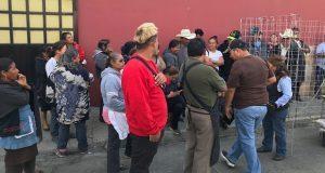 Comerciantes de Atlixco acusan a Comuna por intento de desalojo
