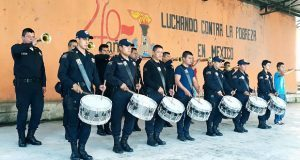 Policías reciben capacitación permanente en Huitzilan de Serdán