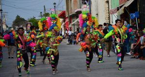 "Antorcha celebra inauguración de ""Feria Ahuatempan 2018"""