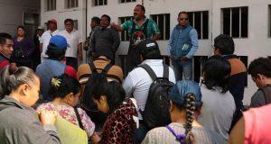 """Vendedores de Puebla exigen destituir a Ana Dixon por """"abusos"""""""