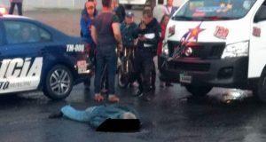 En un día mueren dos personas atropelladas por transporte público