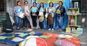 BUAP invita a feria de lectura en Plaza de la Democracia y FFyL