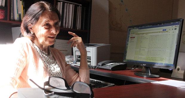 Educación protege patrimonio de Puebla capital: docente de BUAP