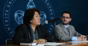 BUAP impartirá diplomados para profesionistas del sistema penal