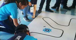 Grupo de robótica de prepa BUAP gana 1er lugar en concurso nacional