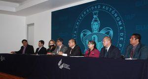 BUAP y universidades presentan a candidatos a gubernatura agenda en ciencia