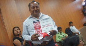 Maestro de Jopala gana primer lugar en Espartaqueada estatal