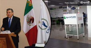 Exhibe CNDH a Agua de Puebla por cobros excesivos y opacidad en cobro
