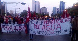 CNPA anuncia movilización nacional por incumplimiento de demandas