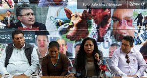 Roxana Luna traicionó a Chalchihuapan, solo buscaba beneficiarse: Elia Tamayo