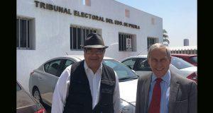 Cárdenas impugna tardanza del IEE en resolver si será candidato