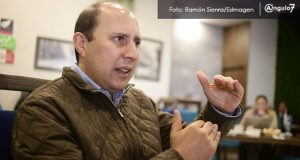 Arcos de seguridad, negocio millonario en que estuvo Eukid Castañón: Manzanilla