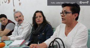 Gobierno niega protección pese a amenazas, acusan candidatas de Sierra Norte