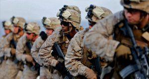 "Militares norteamericanos ""protegerían"" frontera con México"