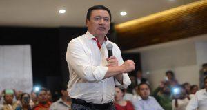 """Osorio Chong acusa a Barbosa de """"politiquerías"""" por tema de feminicidios"""