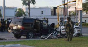Mueren 6 civiles en fuego cruzado entre criminales en Tamaulipas