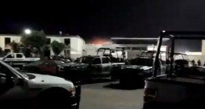 Mueren 7 por motín en penal de Veracruz