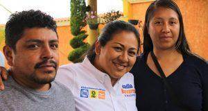 Mi prioridad serán los 217 municipios de Puebla: Nadia Navarro