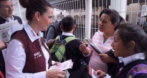 De la Sierra promueve leyes de austeridad y becarios en Sierra Norte