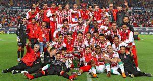 Necaxa es campeón de la Copa MX Clausura 2018