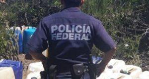 Decomisan 27 mil 500 litros de gasolina robada en Xicotepec