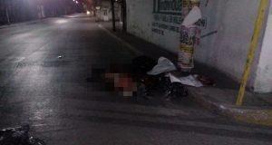 Dejan restos de cadáveres en San Martín envueltos con narcomensajes