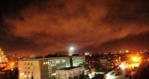 EU, Francia y Reino Unido atacan Siria; Rusia advierte caos global