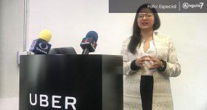 Uber espera ganar amparo contra restricción en Puebla de cobros en efectivo