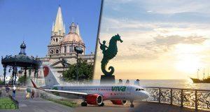 Anuncian los vuelos Puebla-Guadalajara y Puebla-Puerto Vallarta