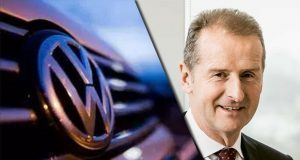 Herbert Diess es nombrado nuevo presidente de Grupo Volkswagen