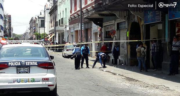 Balacera en el Centro entre supuestos narcomenudistas deja un muerto