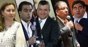 Candidatos a gubernatura gastaron 52.9 mdp; 42% en campaña de Martha Erika