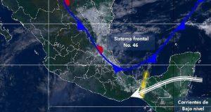 SMN pronostica fuertes lluvias esta semana en Puebla