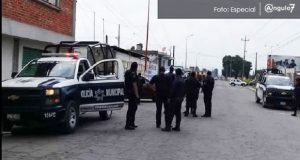 Por balacera en Texmelucan, solo acuden 30 a reunión con Margarita Zavala. Foto: Especial