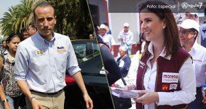 Morena denuncia a Mario Riestra por ofender y difamar a Nancy de la Sierra