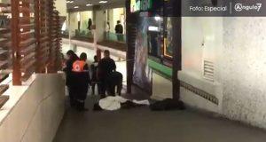 Hombre pierde la vida por desangrarse al interior de la CAPU. Foto: Especial