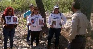 """""""No son daños colaterales, son hijos"""", reclaman familias a Zavala"""