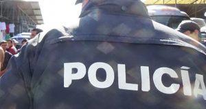 Golpean a policías en Balcones del Sur; uno fue herido en el ojo