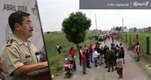 Agresiones en La Purísima deja dos militares heridos