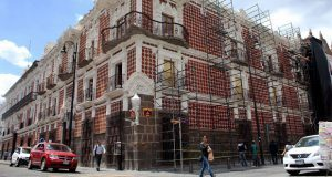 Gerencia vigilará trabajos de restauración de Casa de Alfeñique