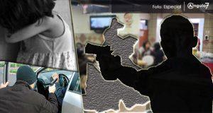 ONC: Puebla en top 10 de robo de auto, a negocio, violación y trata