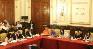 Con críticas del PRI y PVEM, avalan en Cabildo conformación de comisiones