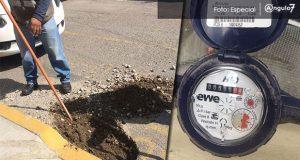 Quejas, cobros indebidos y amparos envuelven Agua de Puebla