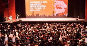Marx señaló que estructura económica es raíz de problemas: Córdova